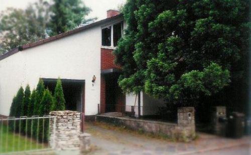 Bestand Wohnhaus vor Umbau Speyer Rheinland-Pfalz