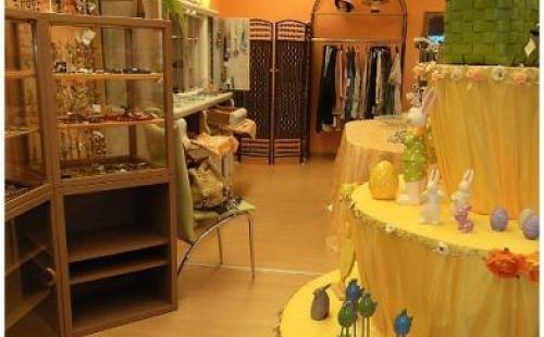 Verkaufsbereich nach der Feng Shui Beratung