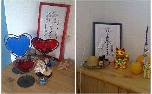 Feng Shui Haus - Einrichtungsdetails I