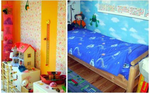 Mädchen-, Jungen-, Kinderzimmer nach Feng Shui
